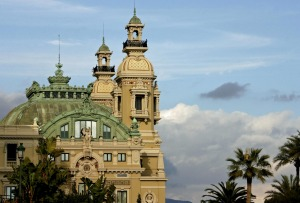 Opera de Monte-Carlo: The Salle Garnier attached to Monte-Carlo's legendary casino was engineered by Gustave Eiffel and ...