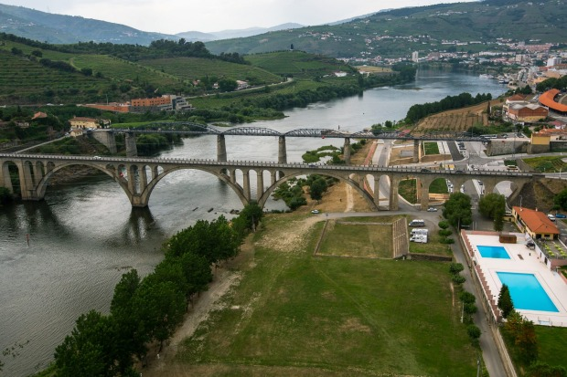 Peso Da Regua: A dot on Portugal's Douro River halfway between Porto and the Spanish border, which developed as an ...