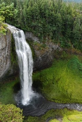 Salt Creek Falls in Oregon.