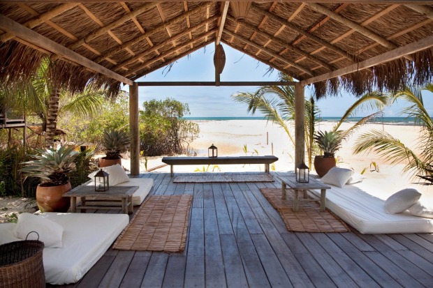 UXUA Casa, Trancoso, Brazil A remote Brazilian fishing village transformed into a jet-set hideaway, Trancoso is not your ...
