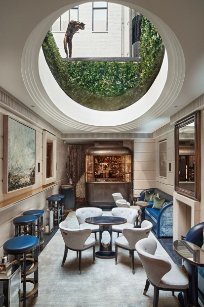 The Connaught, London: For most of us, real life very seldom matches five-star hotel life. That's what makes a stay at a ...