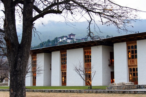 Amankora, Bhutan: Take one Buddhist kingdom, add one of the world's most luxurious hotel groups, and you have an ...