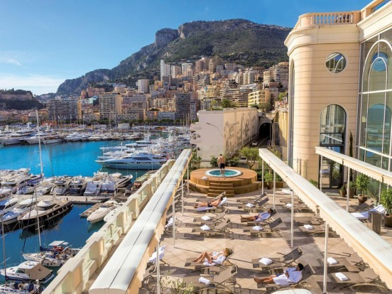 Hotel de Paris, Monte Carlo, Monaco: Few hotels provide quite the sense of place or the level of historical influence as ...