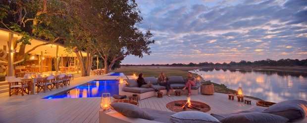 Chinzombo Safari Camp, Zambia: Chinzombo might be Africa's most sophisticated safari experience. Spread over 60 acres on ...