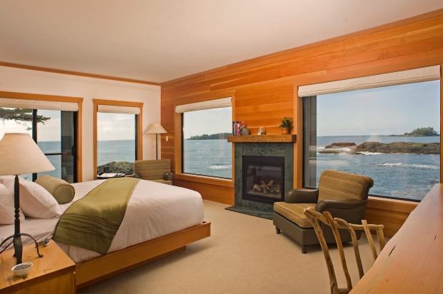 Wickaninnish Inn,Tofino, Canada: When a hotel offers a novel idea, magic can happen. This fine Relais & Chateaux ...