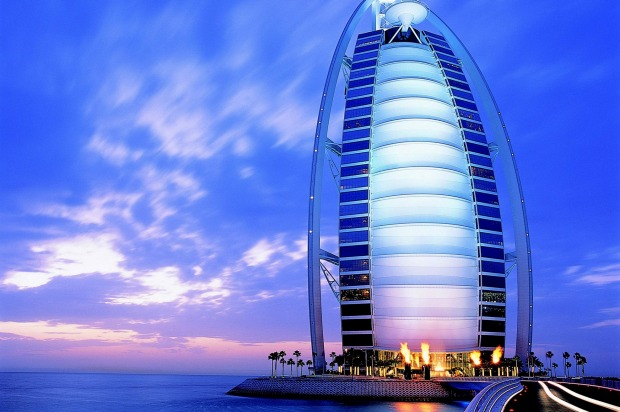 Burj al-Arab, Dubai: When it launched in 1999, everything about the Burj al-Arab was different: its billowing ...