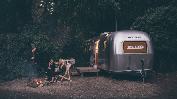 AirStreams, the answer to a luxury camping experience.