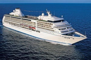 Seven Seas Mariner will leave San Francisco on January 4 for a 131-night trip.