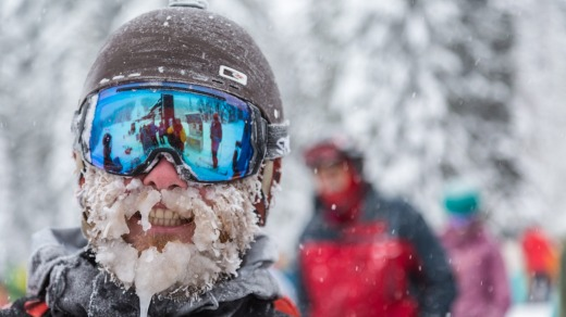 Red Mountain Resort is all about finding the best snow.