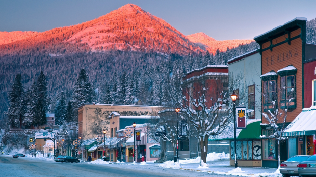 Red Mountain Resort: Canada's first and last great ski town