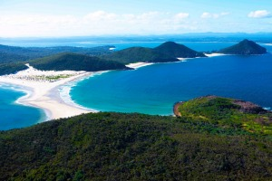 A natural beauty: Port Stephens.