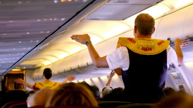Plane emergency landings: Is your life jacket actually there? The