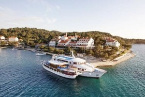 Hotel Odisej, Croatia: You'll find Hotel Odisej Mljet inside Croatia's Mljet National Park on the most southerly of the ...