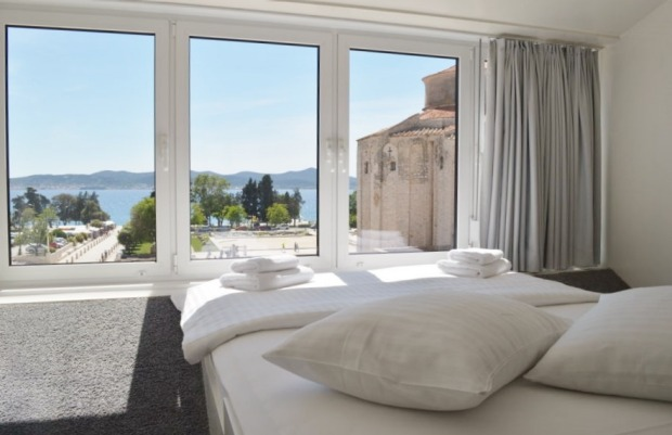 Cheap hotels in amazing locations the 25 best located for Best boutique hotels in zadar