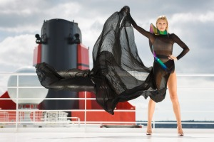 Women often have a couple of cocktail outfits they're dying to wear, and a cruise is the perfect opportunity, ...