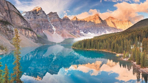 Looking for an adventure with stunning panoramas? Canada and Alaska could be the destinations for you.