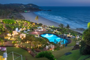 W Hotel, Goa, India: The ultimate luxury buffer for those visiting India for the first time.