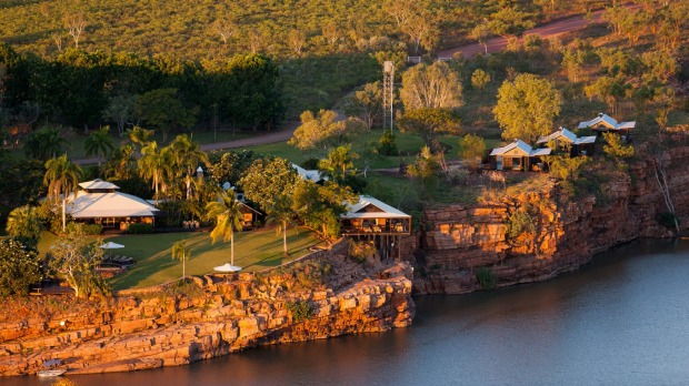 The Homestead: Inspiration from luxury safari lodges.
