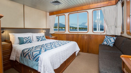 A room on board.
