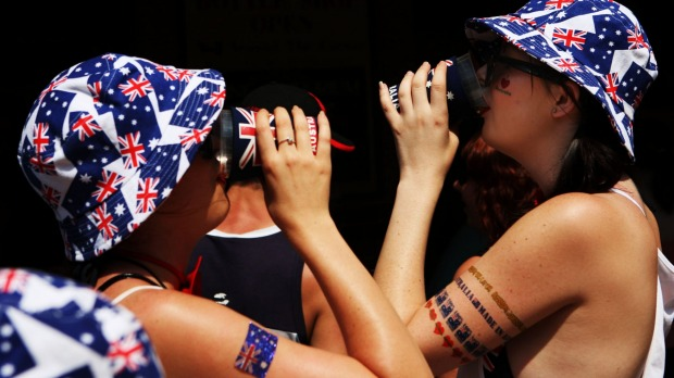 "Are Aussie travellers ""cringe-worthy, singlet-clad, loud bogans""?"