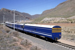 Blue Train, South Africa RGB