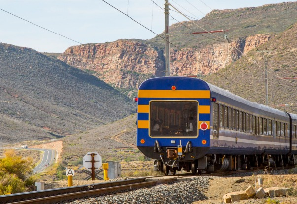 The Blue Train, South Africa: Africa's most lavish train journey heads between Cape Town and Pretoria, with butlers ...