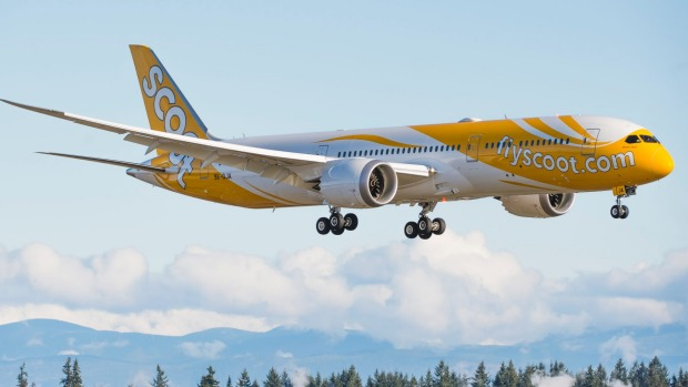Scoot recently merged with Tigerair.