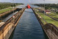 On June 26, 2016, the Cosco Shipping Panama container ship became the first vessel to use the new Panama Canal locks, ...