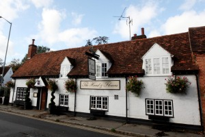 The Hand & Flowers, Marlow.