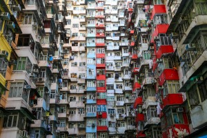 Hong Kong has one of the world's most expensive housing markets.