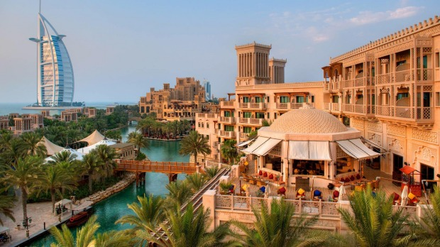 Mina A'Salam at Madinat Jumeirah, Dubai review: Hotel with a private beach that many guests ...