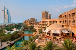 Mina A'Salam at Madinat Jumeirah aims to recreate life as it used to be for residents along Dubai Creek.