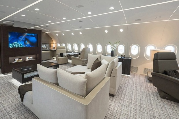 Airbus A Private Room