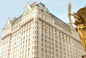 Butlers at New York's The Plaza Hotel have tended to the request of kings, queens and heads of states.