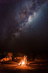 Road-tripping up the Western Australian coast, we spent most nights camped around a fire, metres from the beach and ...