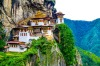 The Himalayan kingdom's chief attractions are the mountains, cliff-side Buddhist monasteries such as Taktshang Goemba ...