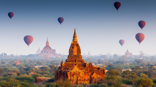 Is it Burma or Myanmar? Countries and cities that have changed their names