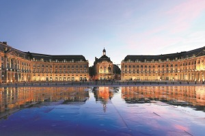 A delight for all of the senses: France.