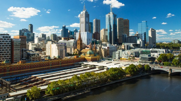 Melbourne has been ranked No.3 on the list of the world's best large cities to visit.