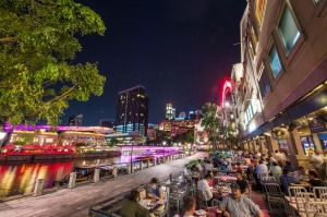 Brewerkz is the most recognisable craft brewer in Singapore, with four venues across the city.