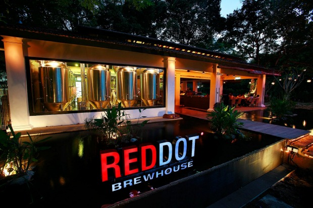 With a lager as green as its surroundings, RedDot BrewHouse is far from your typical urban microbrewery. RedDot occupies ...