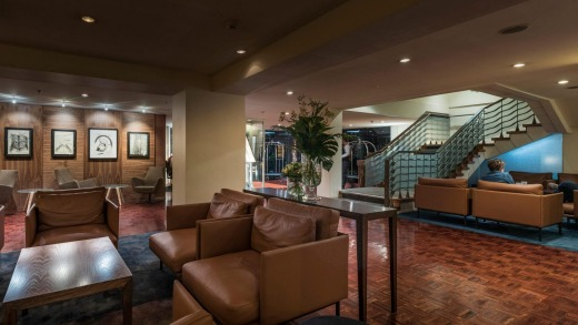 The George is a mature establishment striking a balance between having nothing to prove and keeping itself in check.