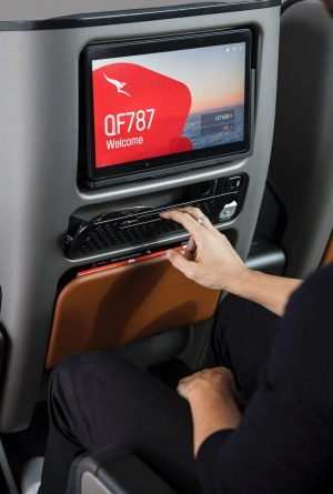 Qantas has removed music and radio options from its in-flight entertainment on domestic 737 and A330 flights. Though you ...