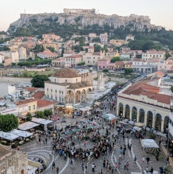 Everywhere you look in Athens something is going on or where something went on hundreds to thousands of years ago. Such ...