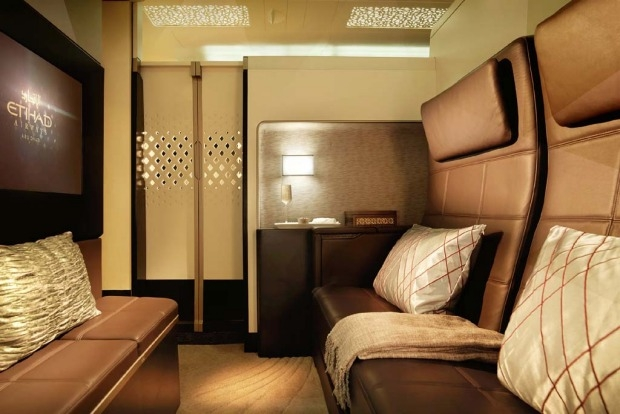 In 2014, Etihad Airways unveiled the most luxurious seat in the sky, 'The Residence'. At the front of the airline's ...