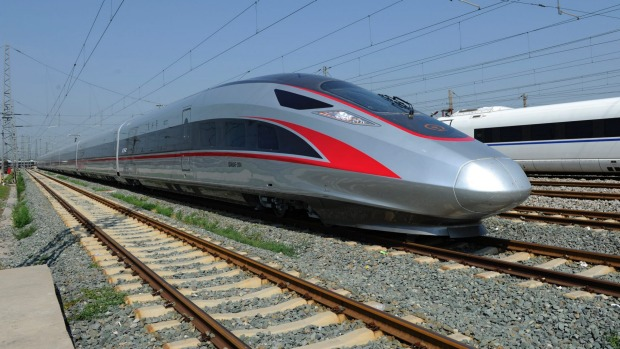 China's next-generation bullet train, the Fuxing, will run on the Beijing-Shanghai high-speed railway from September 21.