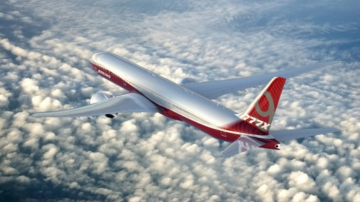 New-generation jets in development, including Boeing's 777X,  can get close to flying non-stop from Sydney to London.