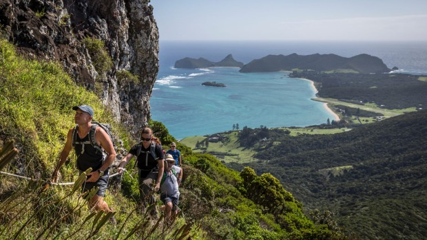 Australia's newest great walk - 45km of pure spectacle