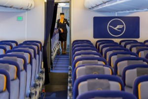 Lufthansa is attempt to sue a passenger over the practice of ''skiplagging'' – deliberately missing a leg of a flight.