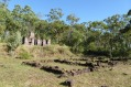 Hospital ruins at Victoria Settlement, Northern Territory.